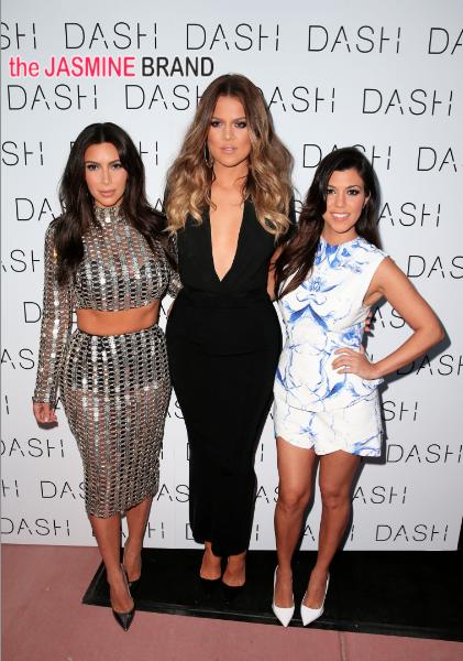 Fashion Killas: Kardashian Sisters Open New DASH Miami Store