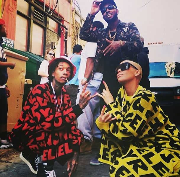 [Photos] Amber Rose, Naya Rivera, Wiz Khalifa, Charlagmne & More Celebs Invade SXSW