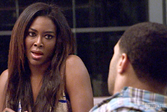 [VIDEO] Kenya Moore Confronts Apollo + Watch Real Housewives of Atlanta Episode 18