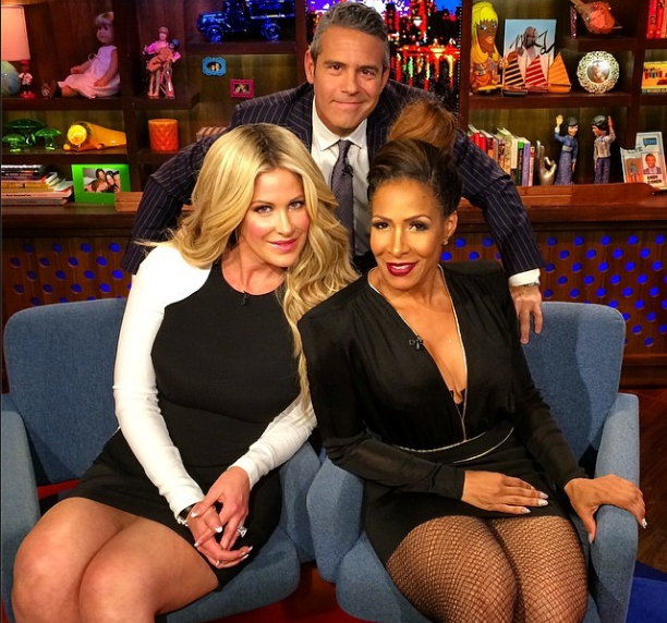 [VIDEO] Ex-Atlanta Housewife Sheree Whitfield Criticizes Cast: NeNe Leakes Talks To Them Like They're Crazy!