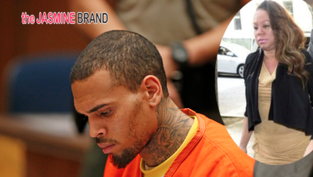 Chris Brown's Mother Sobs As Singer Ordered To Stay In Jail At Least Another Month