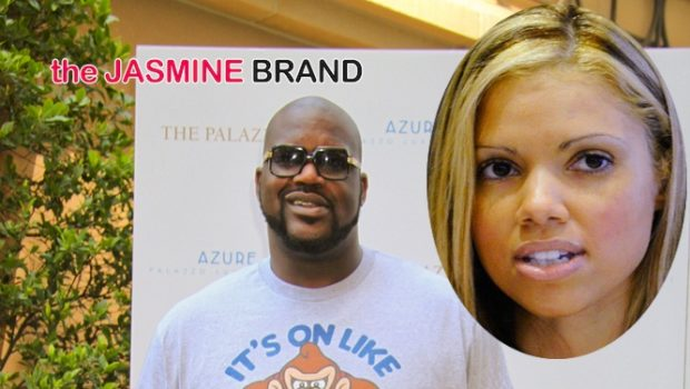 Shaquille O'Neal's Former Mistress Vanessa Lopez Penning Tell-All + Not So Nice Accusations About Shaq Revealed