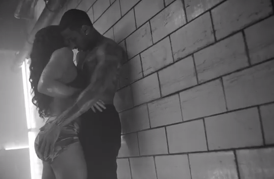 Trey Songz Music Video2