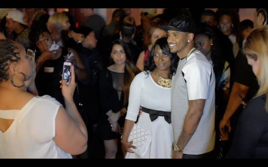 Trey and fan 5