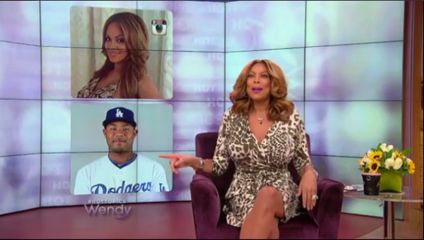 Wendy Williams Evelyn and Carl