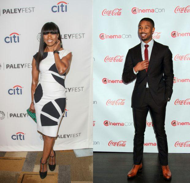 Angela Bassett Rocks New Hair At PaleyFest, Rihanna Swarmed At LAX, Ray J Hits NYC + More Famous Folk