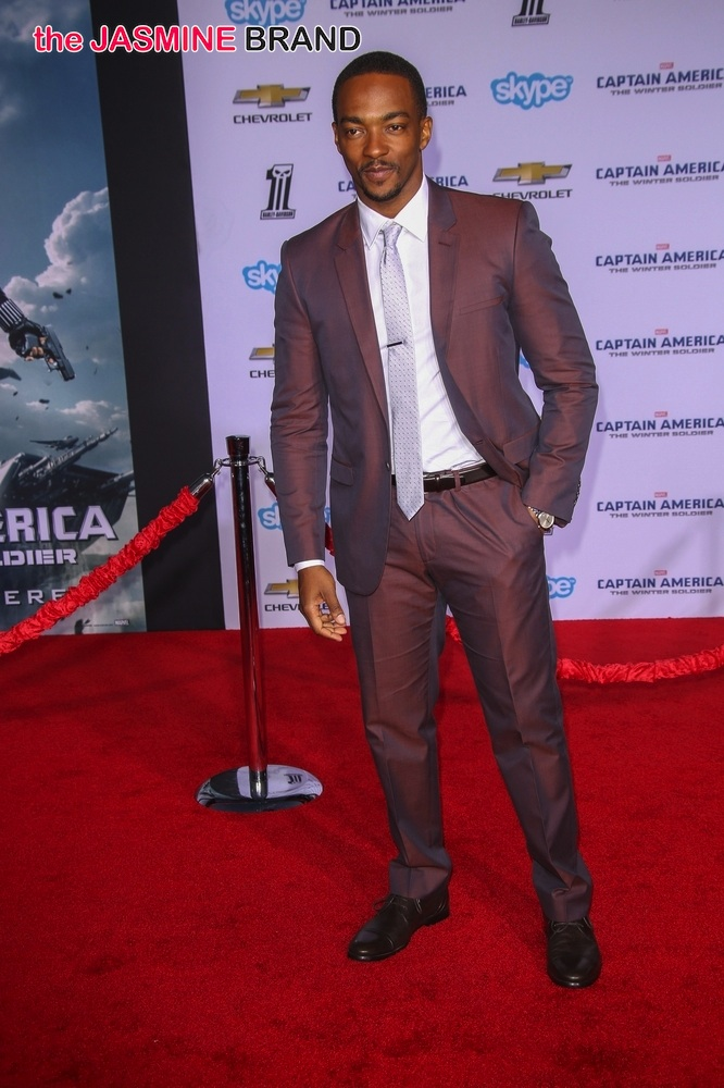 """Captain America: The Winter Soldier"" Los Angeles Premiere - Arrivals"