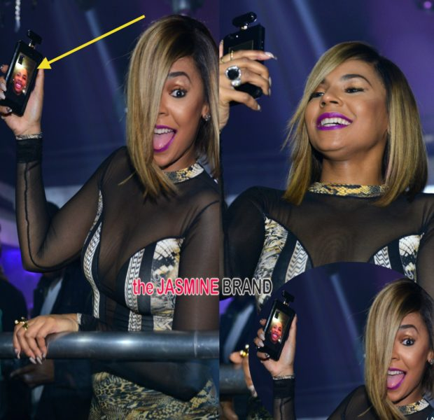 [If We Face Time, We Go Together] Ashanti & Nelly Share A Cute Moment At the Club