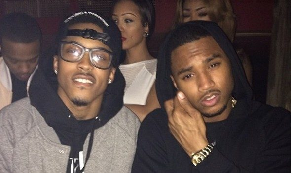 [WATCH] Newcomer August Alsina Says Singer @TreySongz 's Ego Has Gotten Too Big: 'I don't really f**k with Trey.'