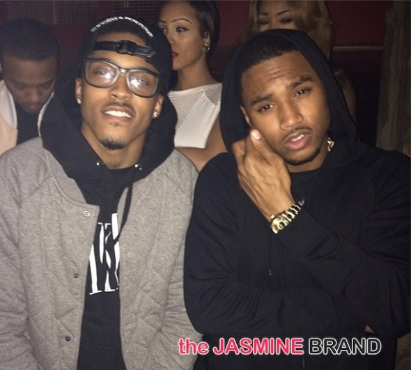 August Alsina Says He Will Gladly Beat Trey Songz's Goofy A$$ [Beef Reignited]