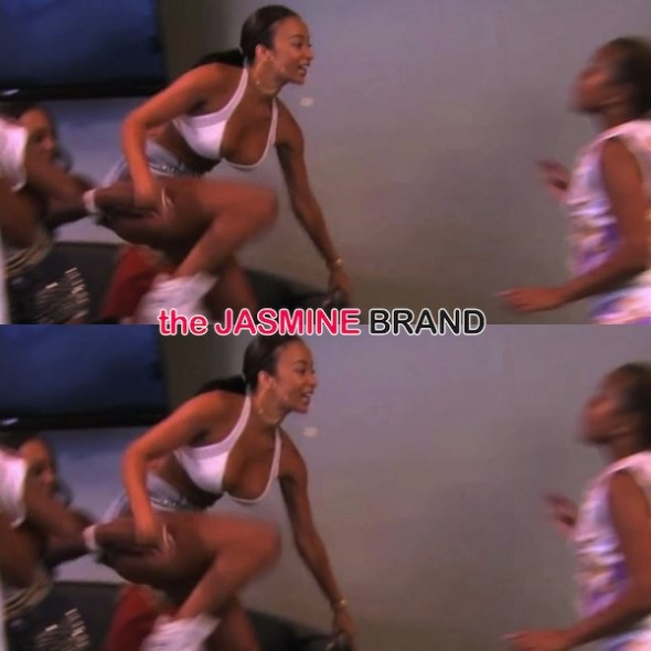 basketball wives la-draya michele-fights sundy carter-the jasmine brand