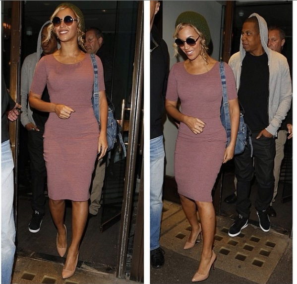 Celebrity Stalking: Beyonce, Bow Wow, Mariah Carey, Questlove & More