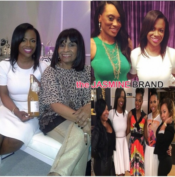 carmen-mama joyce-phaedra parks-tiny-kandi burruss-bridal shower-the jasmine brand