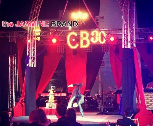 cb30 performer-christopher bosh-30th birthday-cirquedunoir 2014-the jasmine brand