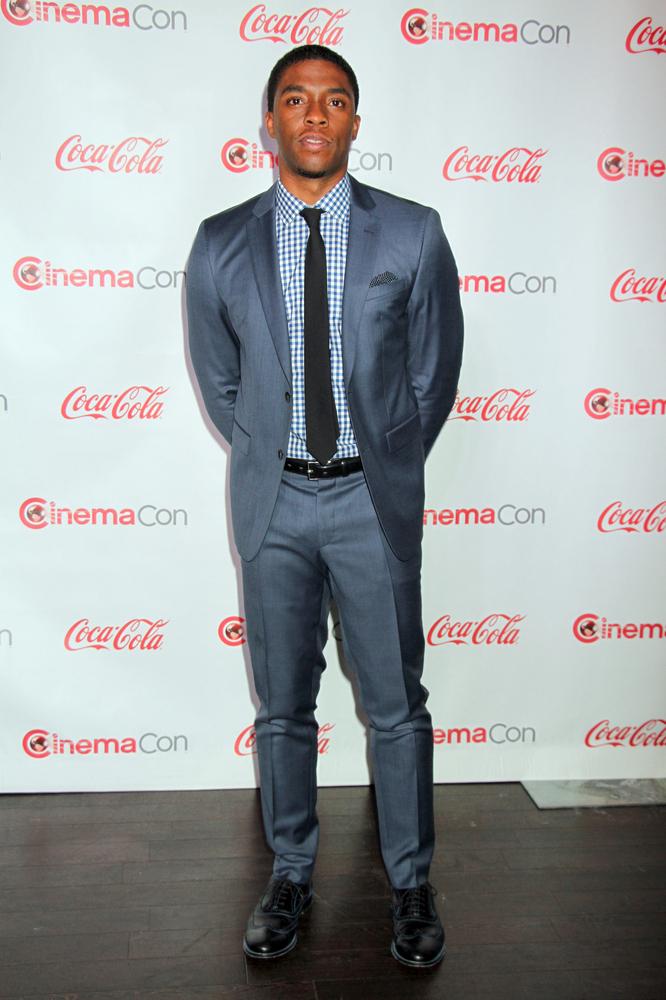 CinemaCon 2014 - Day 4 - Big Screen Achievement Awards