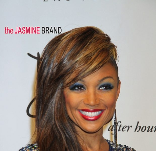 R&B Divas LA's Chante Moore On: Cast Drama, Kelly Price & Controversial 'Ladies Anthem'