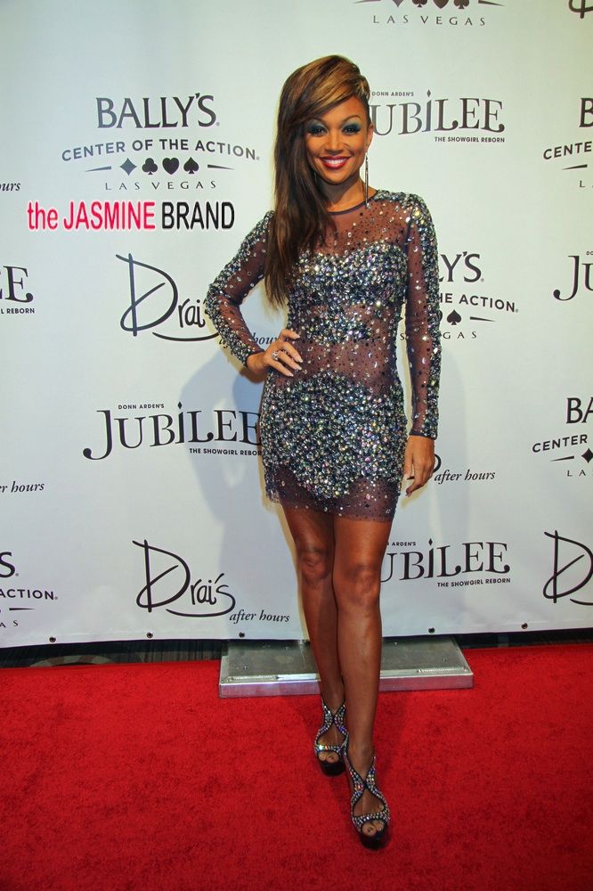 "Donn Arden's ""Jubilee!"" Las Vegas Grand Reopening - March 29, 2014"