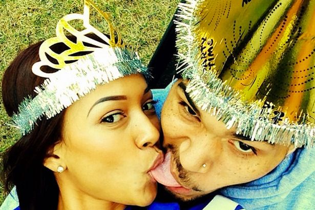 karrueche tran and chris brown relationship status