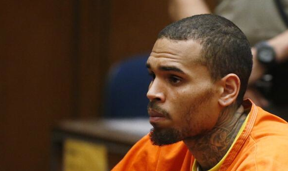 Chris Brown Gets More Jail Time