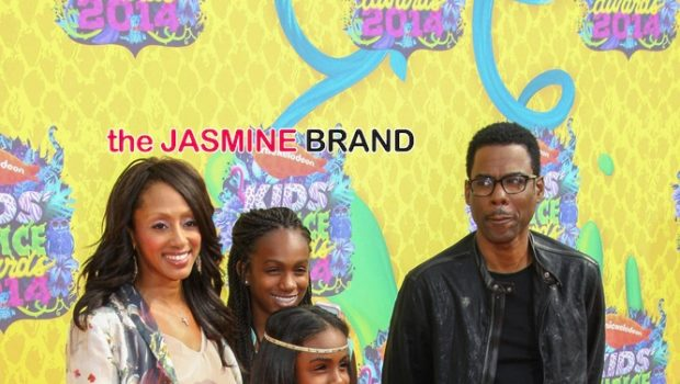 Chris Rock Is Officially Divorced