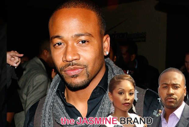 [The Plot, Sadly Thickens] Columbus Short Allegedly Physically Attacked Wife in Domestic Dispute