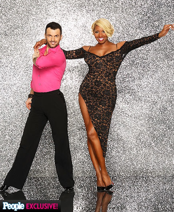 dancing with the stars-nene leakes 2014-the jasmine brand