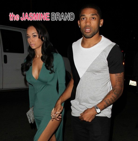 Draya Michele & Boyfriend Go Clubbin, Karrueche Tran Hits West Hollywood + Jamie Foxx & Daughter Swarmed in Tokyo
