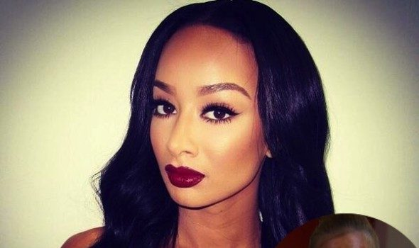 Basketball Wives LA Brawl Ends With Black Eye & Twitter Slander Between Draya Michele & Sundy Carter + Watch Full Episode