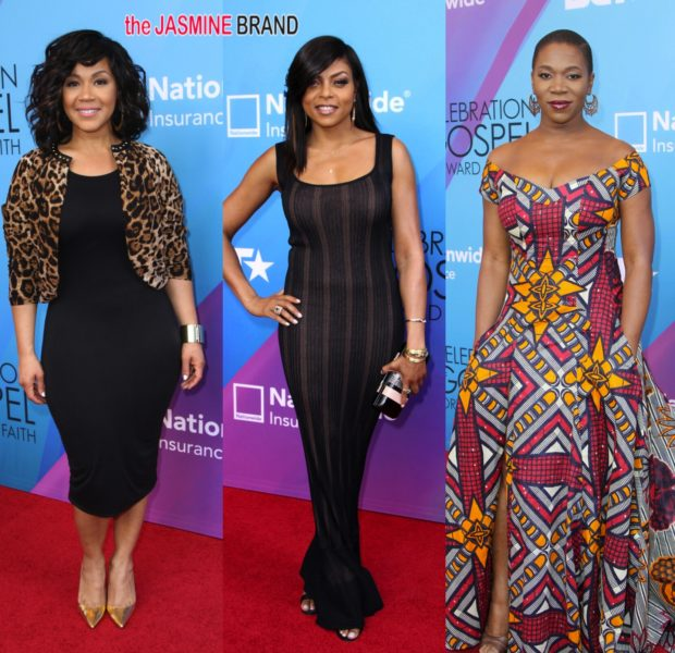 [Photos] BET's 'Celebration of Gospel' Draws: Taraji P Henson, SWV, India Arie & More