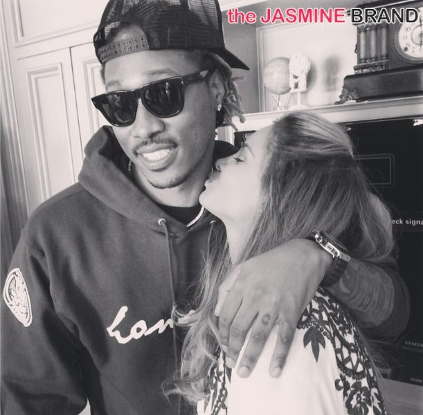 Ciara & Future Deliver Healthy Baby Boy, Couple Announce Babie's Name & Share First Photo!