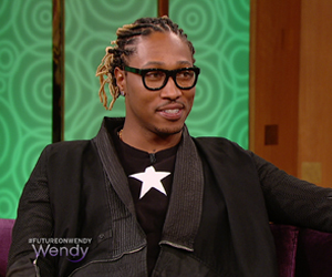 [VIDEO] Future Announces 'It's A Boy!' On Wendy Williams + Performs 'Honest'