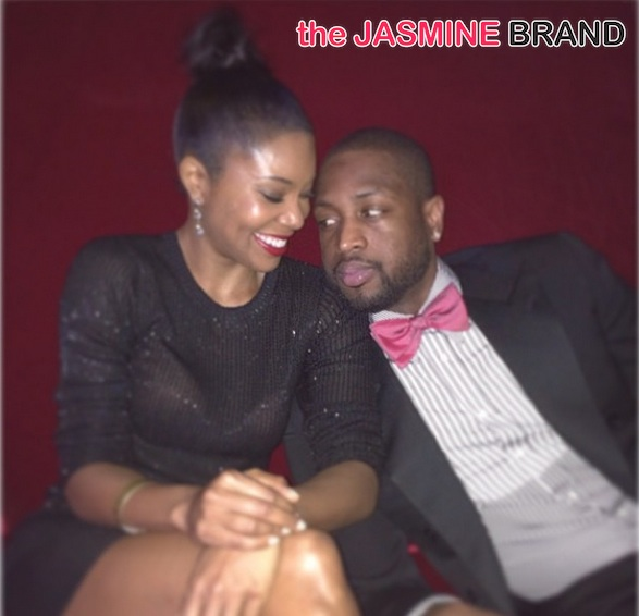 gabrielle union-dwyane wade-christopher bosh-30th birthday-cirquedunoir 2014-the jasmine brand