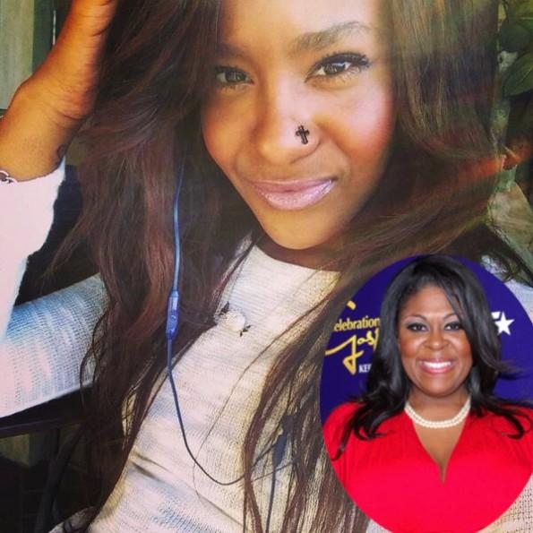 gospel singer-kim burrell-worried about bobbi kristina-the jasmine brand