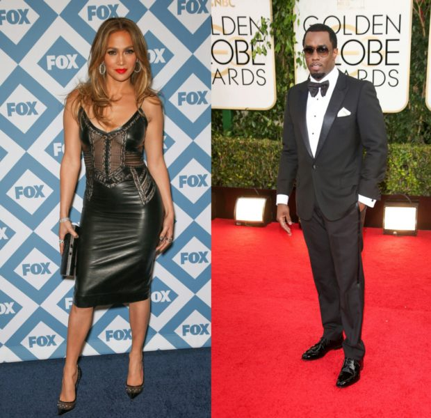Ex-Hollywood Couple Diddy & J.Lo Battle Over Fuse Cable Channel