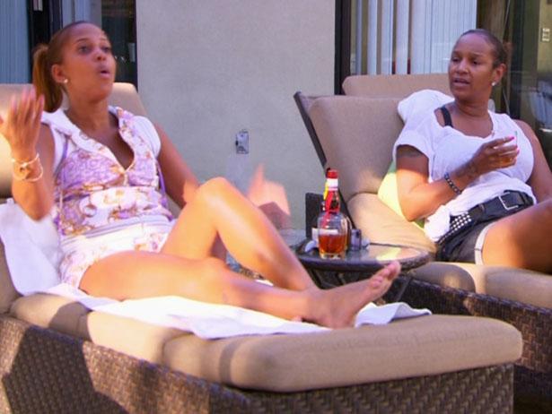 [VIDEO] Sundy & Brandi Attempt To Reunite Cast + Watch Basketball Wives LA, Episode 5