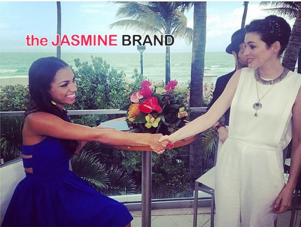 jamie foxx-daughter TV correspondent gig ET-rio 2 cast-anna hathaway-the jasmine brand