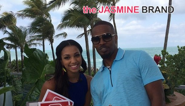 Jamie Foxx's Daughter Corinne Gets TV Gig on Entertainment Tonight