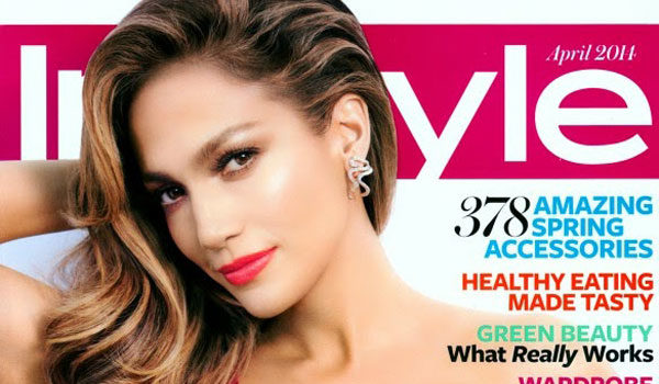 J.Lo Tells In Style: 'My life feels overblown sometimes'.