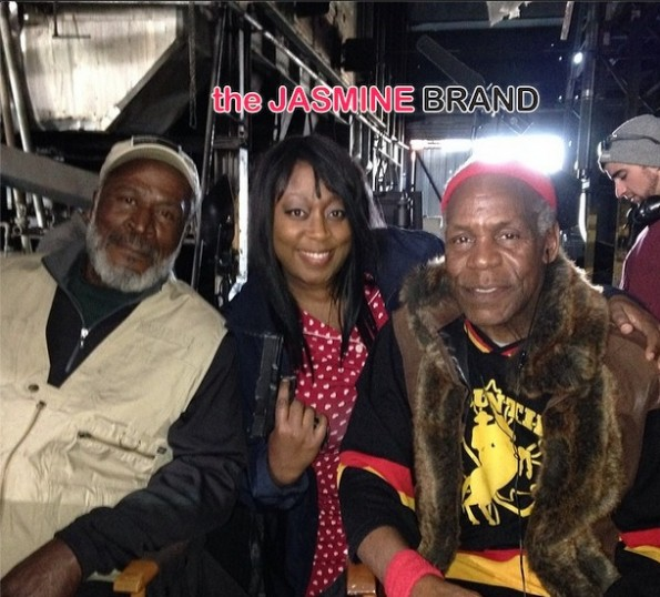 jon amos-loni love-danny glover-bad ass 3 movie-the jasmine brand