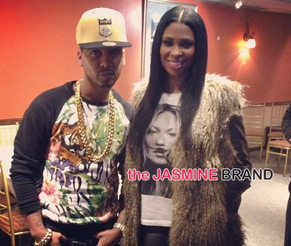 juelz santana-jennifer williams-the affordable care act-get covered tour-nyc 2014-the jasmine brand