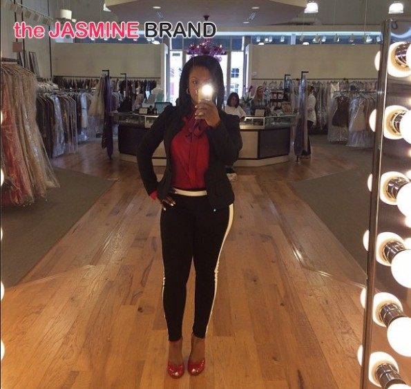 kandi burruss-shops for wedding gown-spin off-the jasmine brand