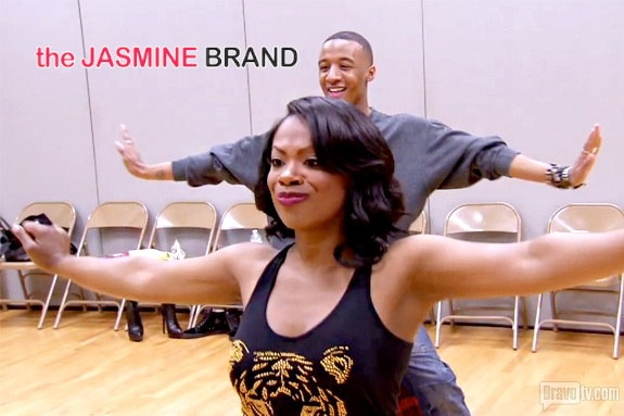 kandi burruss stage play-real housewives of atlanta-season 6-episode 20-the jasmine brand