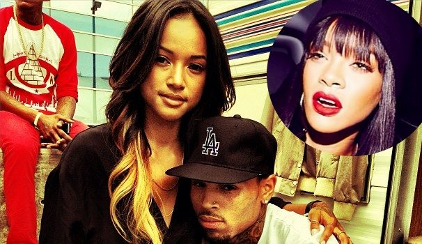 Secret Rihanna Visit Triggered Break Up With Chris Brown & Karrueche