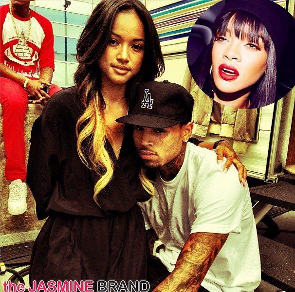 Secret Rihanna Visit Triggered Break Up With Chris Brown & Karrueche