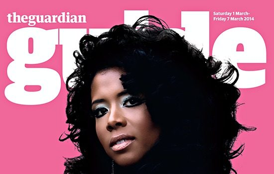 Kelis Covers The Guardian Guide: Talks 'Food', Divorce & Labels