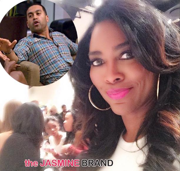 Kenya Moore Admits She Had Ulterior Motives With Phaedra's Husband Apollo: I wanted closure.