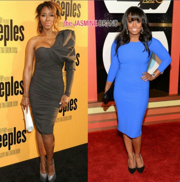 kenya moore-keshia knight pulliam-rumored apprentice cast 2014-the jasmine brand
