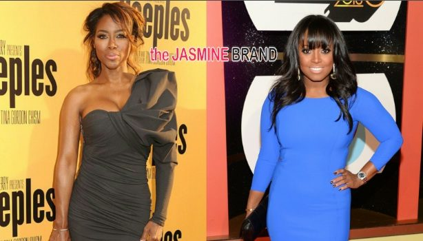 Kenya Moore & Keshia Knight-Pulliam Rumored 'Celebrity Apprentice' Cast Members