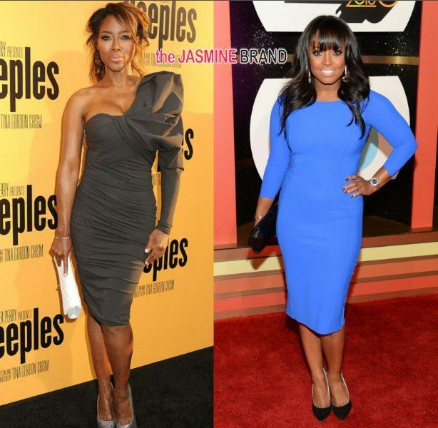 Kenya Moore & Keshia Knight-Pulliam Rumored 'Celebrity Apprentice' Cast Members