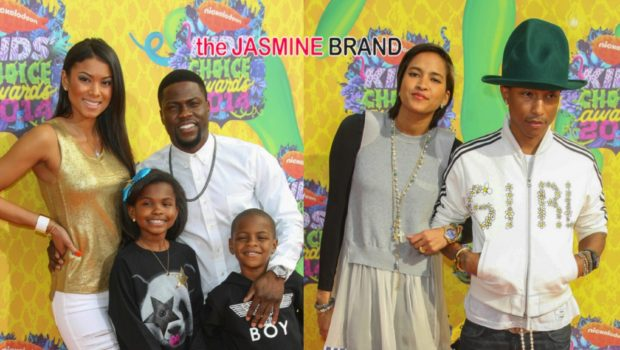 Nickelodeon Kid's Choice Awards: Kevin Hart, Chris Rock, Pharrell, Ariana Grande & More!